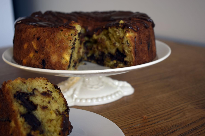 Becks Chocolate Orange Cake