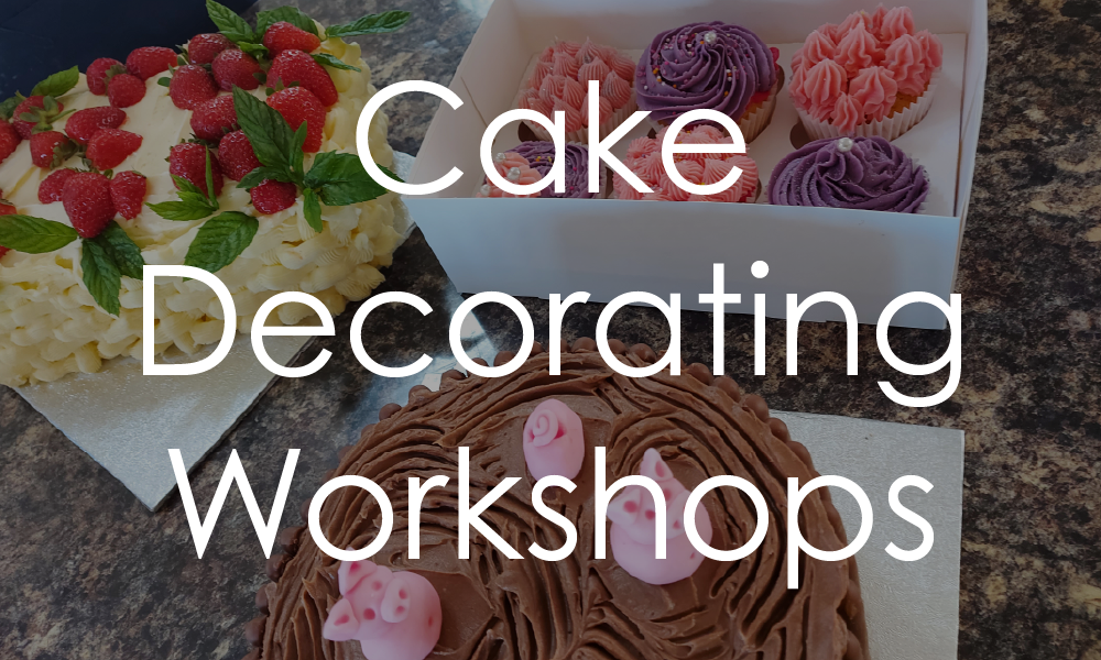 cake decorating workshops