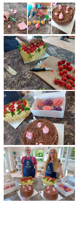 Cake decorating Workshops for beginners